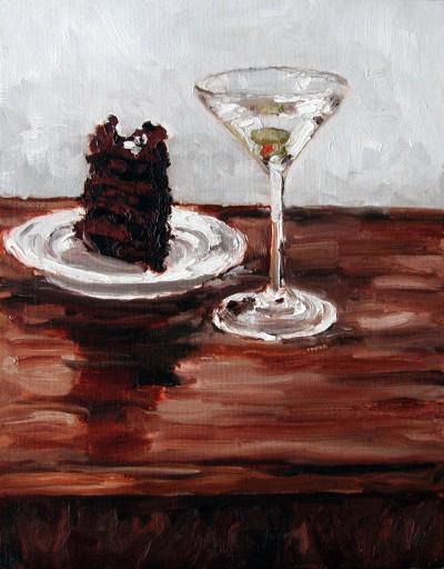 Мартини и шоколадный торт. Билл Земан