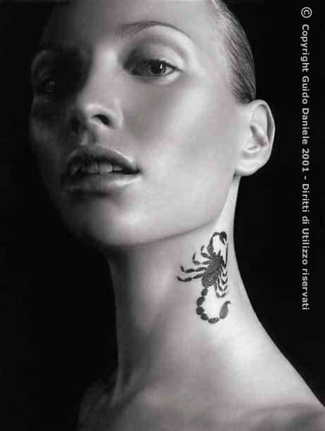 Body-art Знаки зодиака