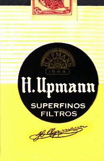 Кубинские сигареты H.Upmann