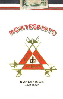 Кубинские сигареты Montecristo