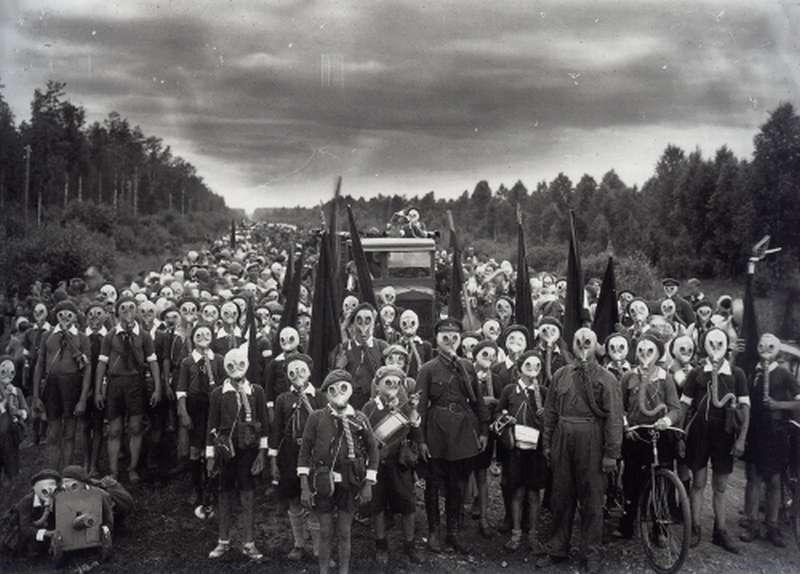 Спасибо за наше советское детство