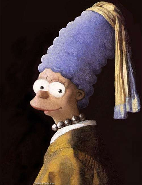David Barton - Marge Simpson