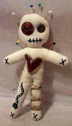Как сделать кукла вуду своими руками