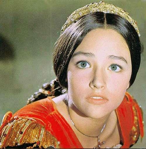 Olivia Hussey - Джульетта - Ромео и Джульетта 1968