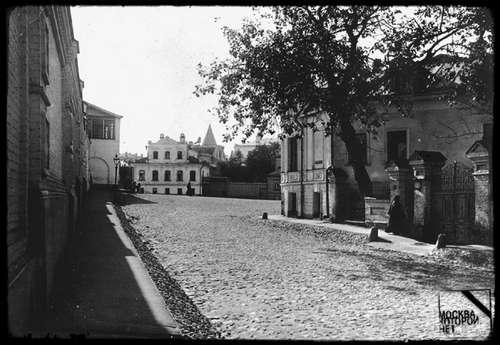 2-ой Зачатьевский переулок