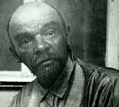 Полудохлый Ленин