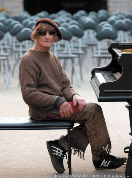Олег Каравайчук — цитаты, фильмография, дискография, фотогалерея