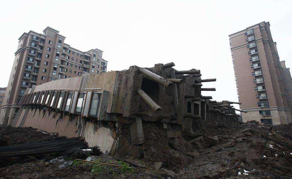 Как строят в Китае