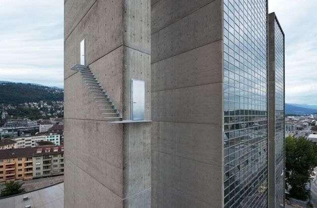 Лестница для экстремалов