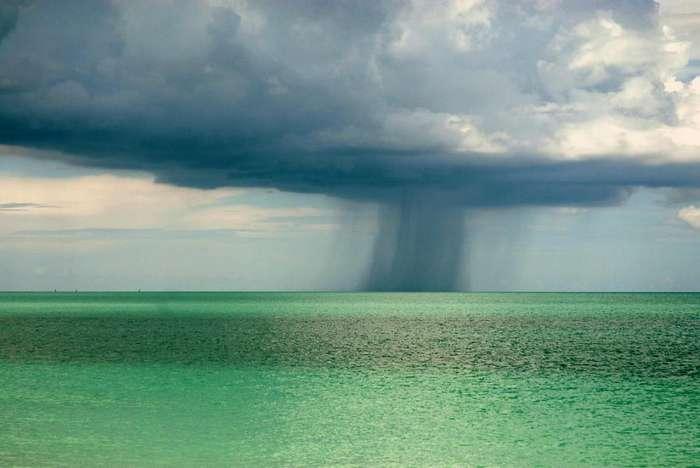 Вопиющая расточительность и бессмысленная трата водных ресурсов