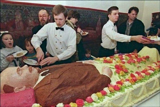 Как правильно и вкусно приготовить Ленина