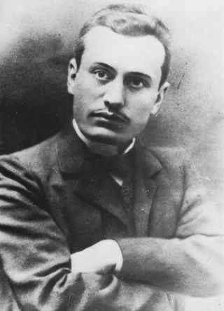Бенито Муссолини
