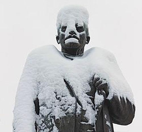 Русские зимние ужасы или Восставшие мертвецы