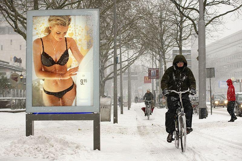 Зиму на фиг