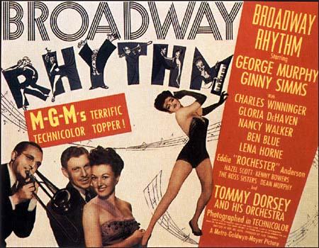 Мюзикл Broadway rhythm