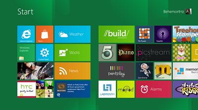 Windows 8 = Windows 7 + жуткие приложения под Metro UI