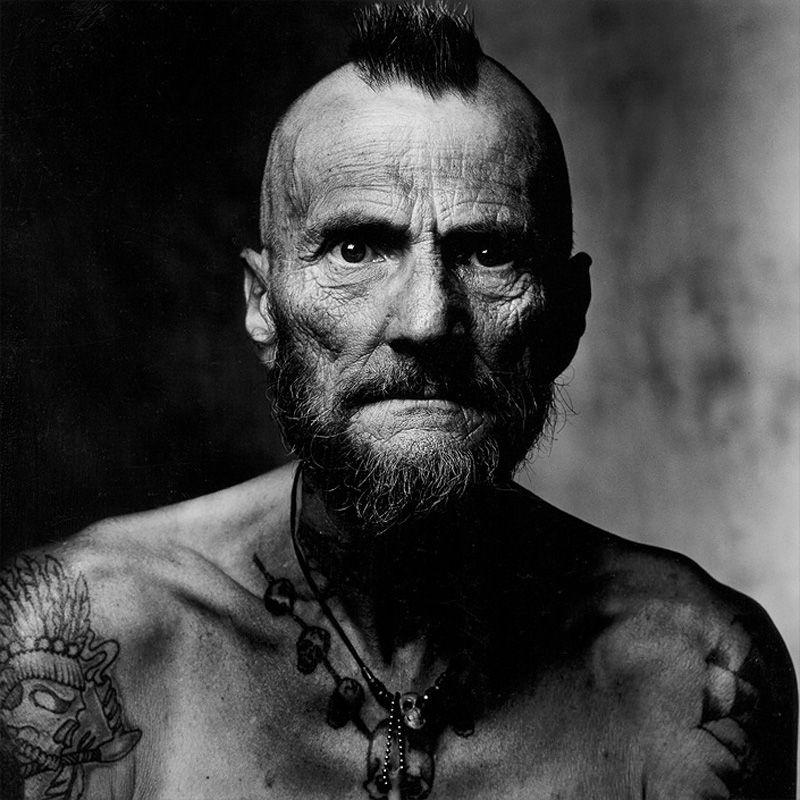 Американские байкеры фотографа Сандро Миллера