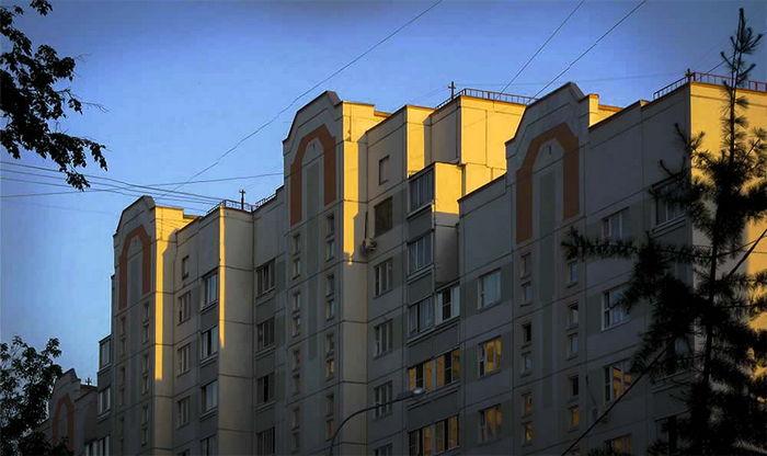 Лужковская архитектура