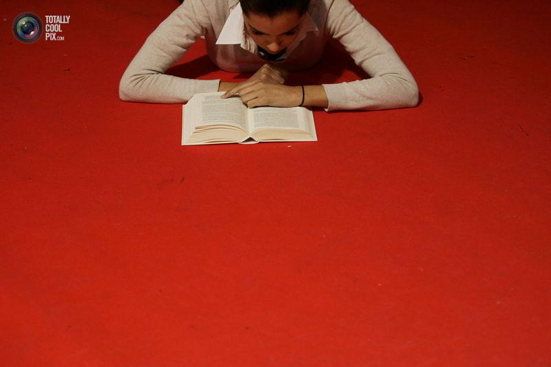 Чтение и читатели