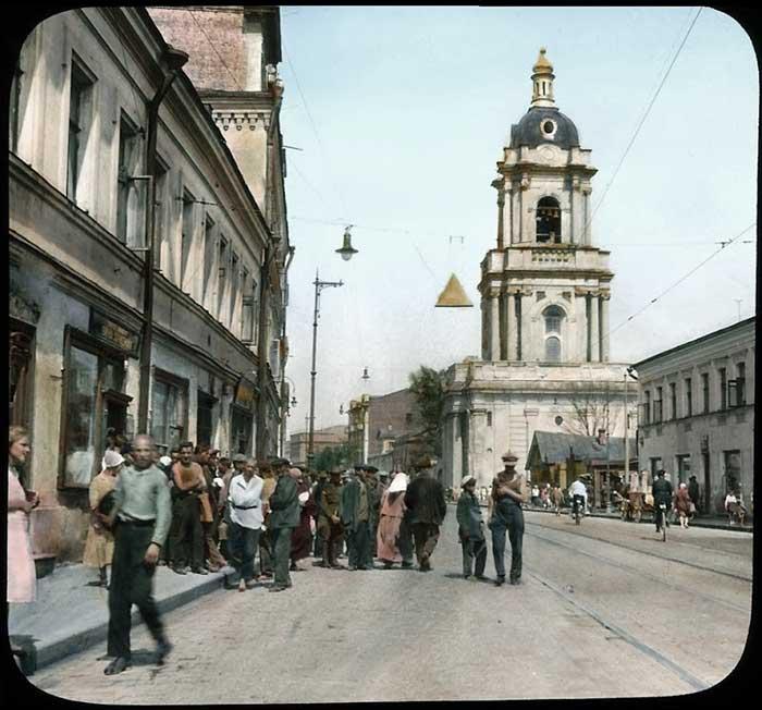 Церковь на Пятницкой