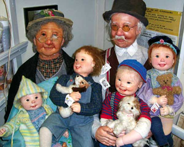 Dianne Dengel dolls