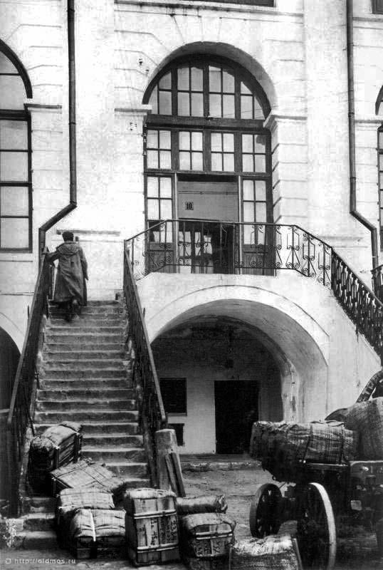 Старый Гостиный двор