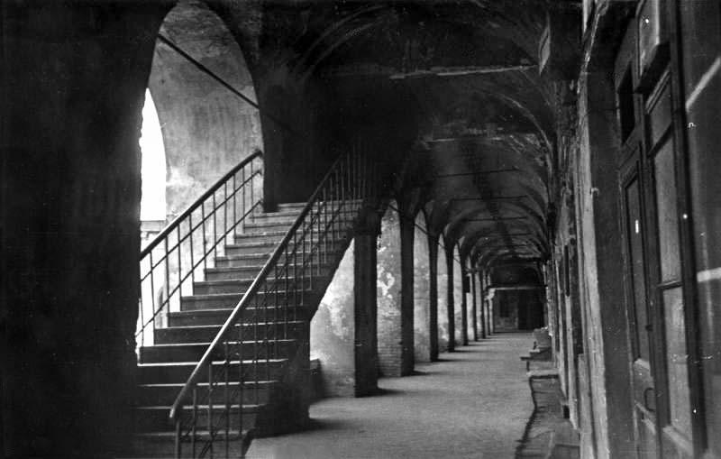 Старый Гостиный двор, Рыбная линия