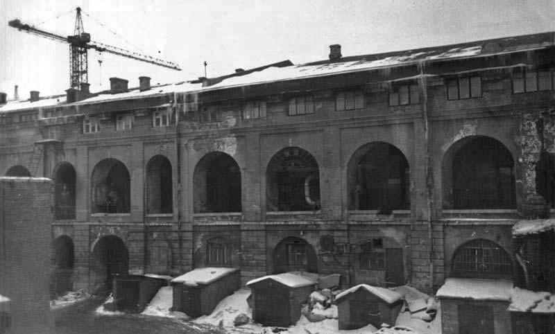 Старый Гостиный двор, восточный корпус