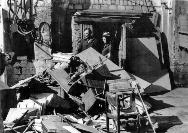 Старый Гостиный двор, расчистка подвалов