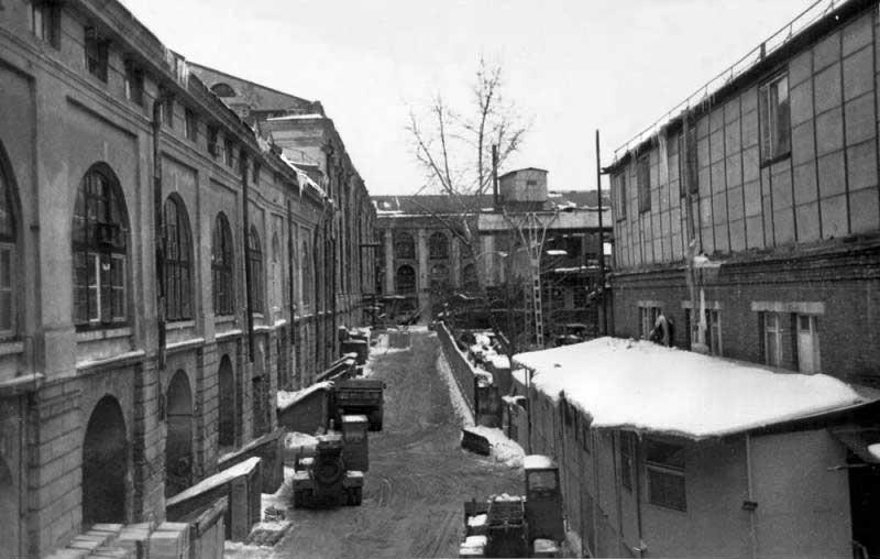 Старый Гостиный двор, западный корпус