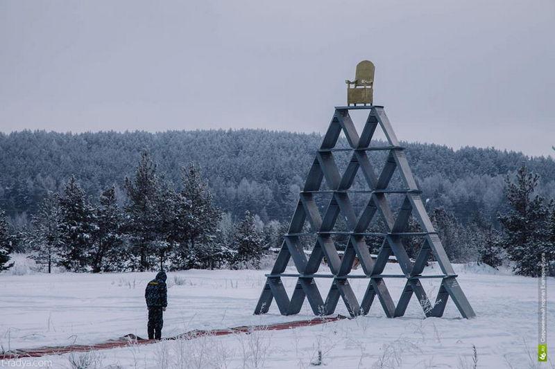 Властная пирамида
