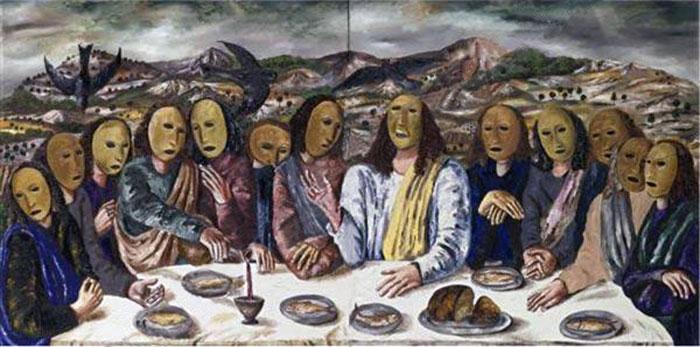 Тайная вечеря - римейки