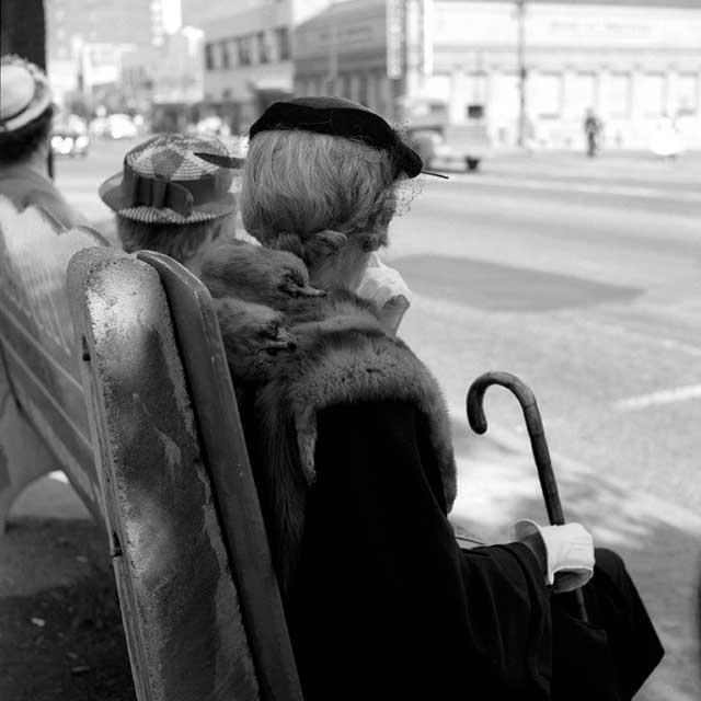 Vivian Maier, Вивьен Майер