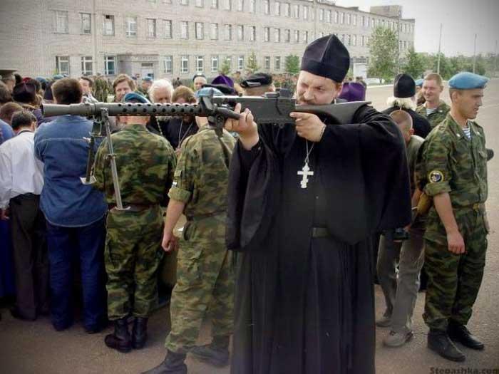 Православие с автоматом