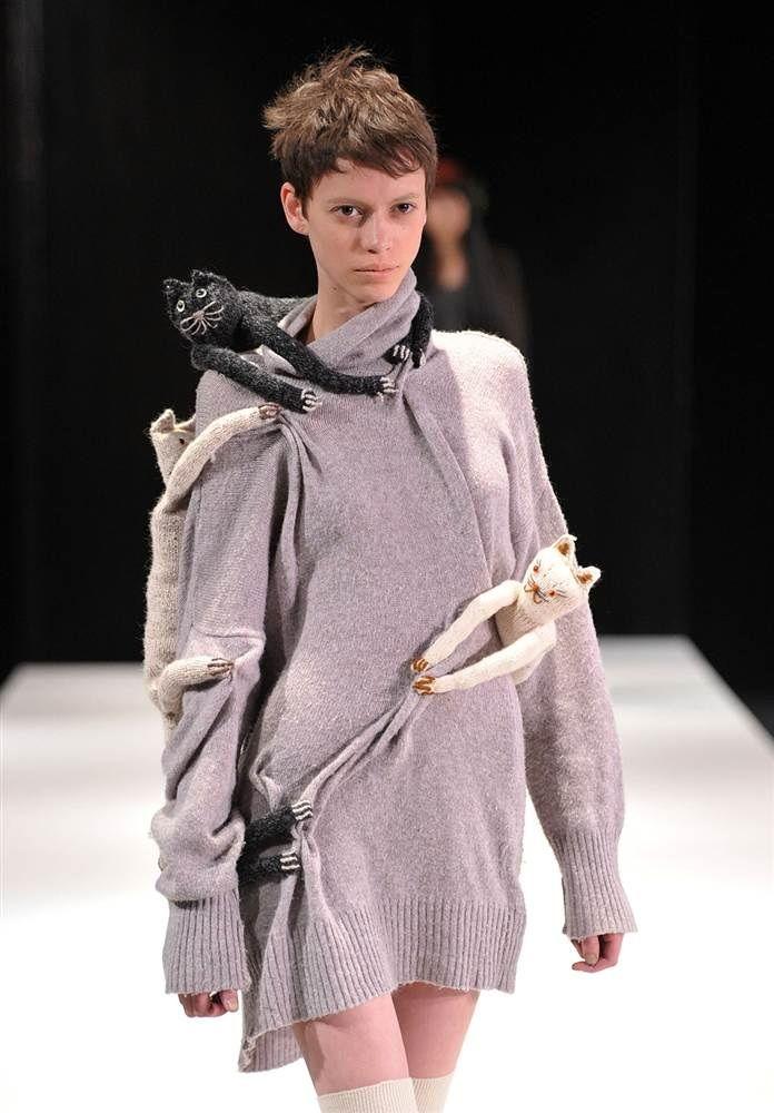 Кошкин свитер