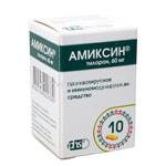 Фуфломицин Амиксин