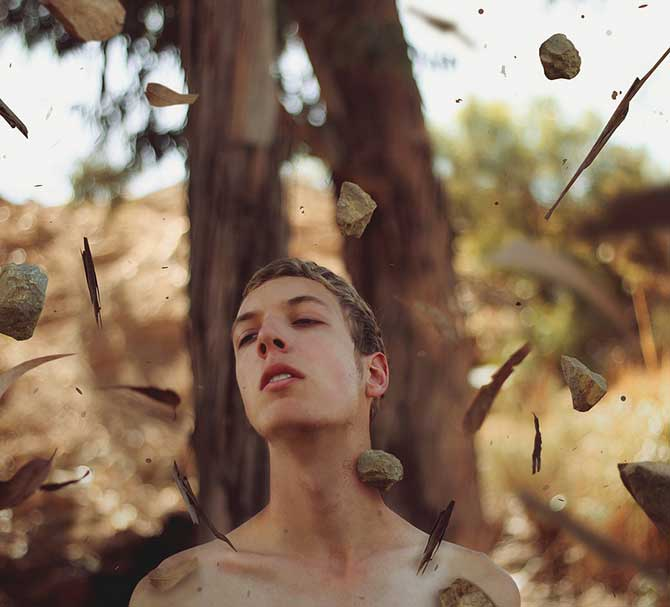 Kyle Thompson - псих с фотокамерой