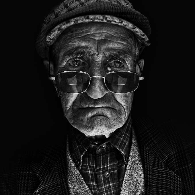 Драматические портреты Ли Джеффриса