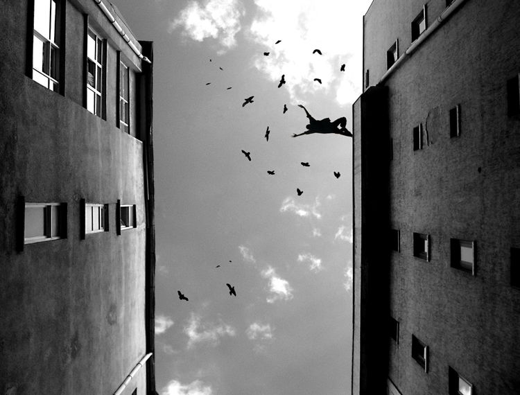 Унылая перспектива среди широких просторов