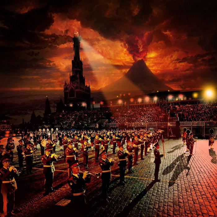 Око Саурона над Москвой