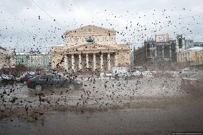 Москва, как много в этом звуке