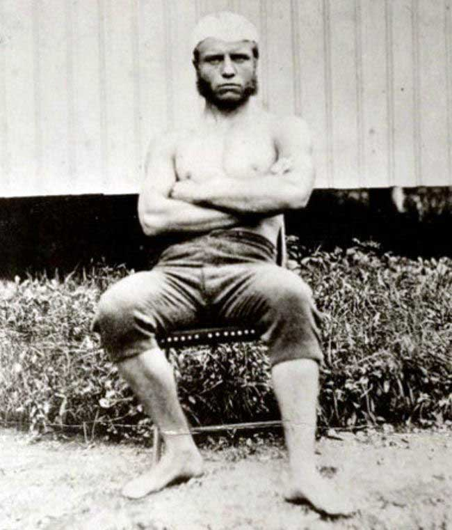 Теодор Рузвельт 18 лет