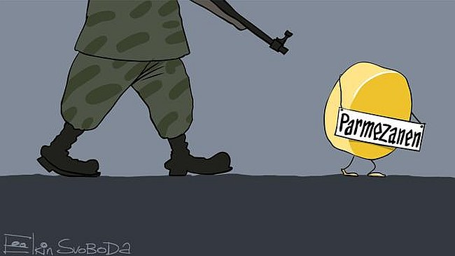 Введение контрсанкций со стороны России привело к продовольственной инфляции