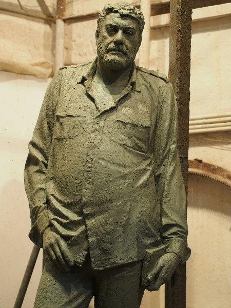 Проект памятника Сергею Довлатову