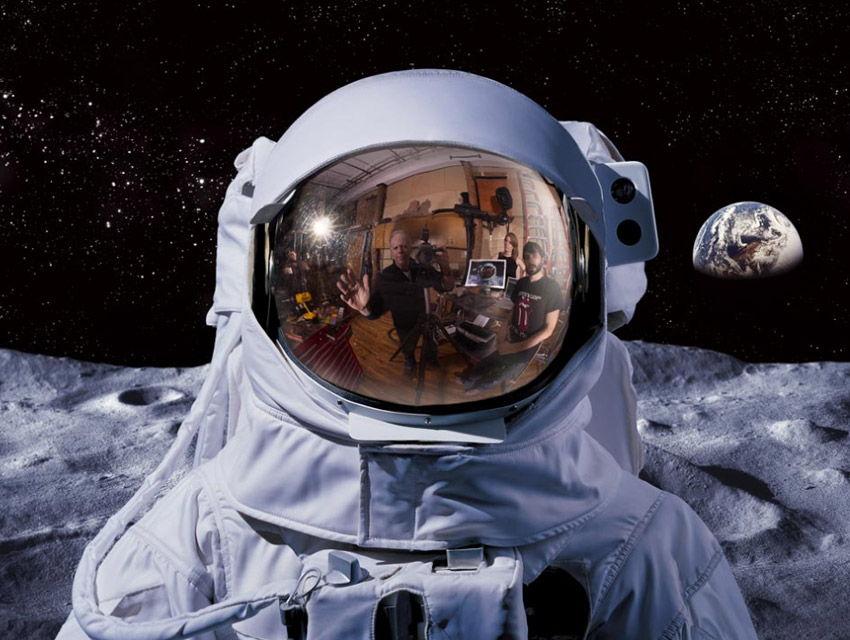 Разоблачение фальшивой высадки американцев на Луну