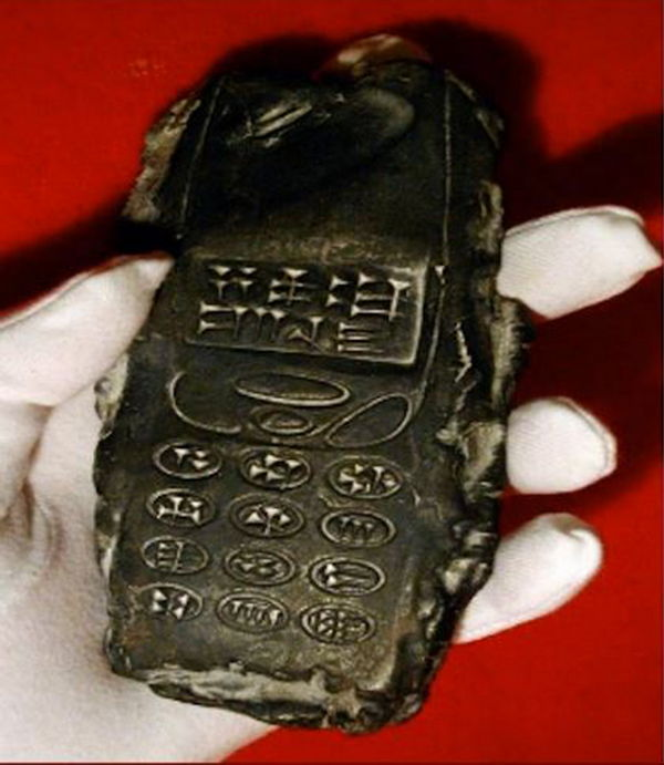 Глиняный телефон