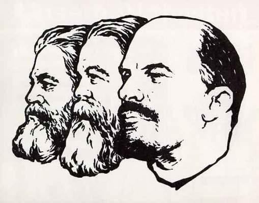 Советский трехголовый демон