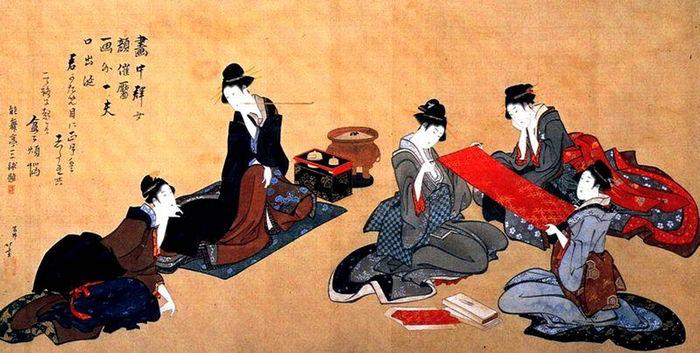 От Хокусая до хентая