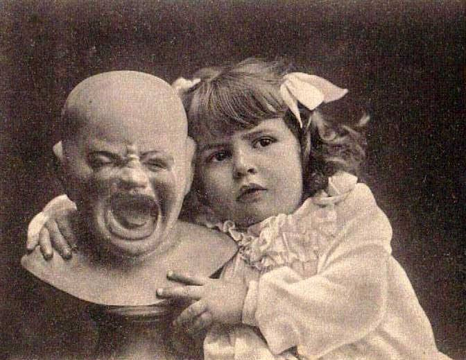 creepy vintage photos