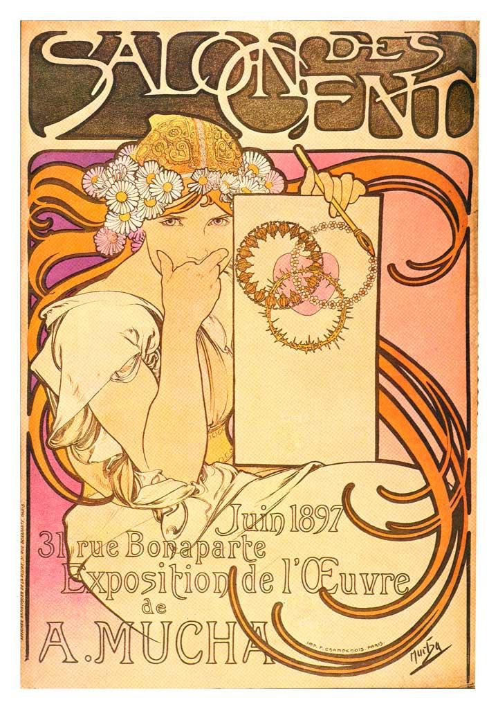 Искусство плаката 1880-1918